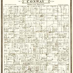 1895 Conway Township