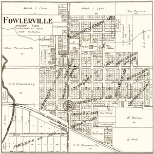 1915 Fowlerville